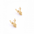 Alternate Image For Stag Studs
