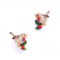 Alternate Image For The Robin Studs