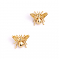 Alternate Image For Micro Queen Bee Studs