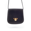 Alternate Image For The Gaby Bee Bag - Black