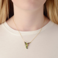 Alternate Image For Hummingbird Pendant