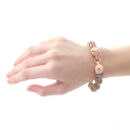 Alternate Image For Fox Stretch Bracelet - Rose Gold