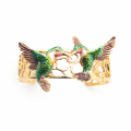 Alternate Image For Hummingbird Cuff