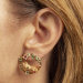Alternate Image For Fawn Woodland Statement Studs
