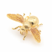 Alternate Image For Queen Bee Statement Brooch