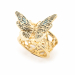 Alternate Image For Butterfly Statement Ring