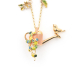 Alternate Image For Potting Shed Watering Can Pendant - Gold