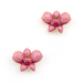Alternate Image For Large Orchid Stud