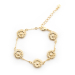 Alternate Image For Daisy Chain Bracelet - Gold